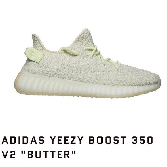 2b3a8c3d5b6 Adidas Butter Yeezy 350 Boost V2 Kanye West RARE